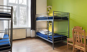 Bed in 4-Bed Dorm